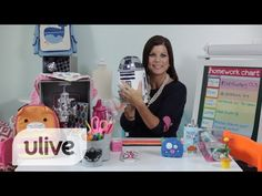 The Best Back-To-School Products For Your Kids! | Rachel's Haul | ULIVE featuring our Reusable Snack Bags!