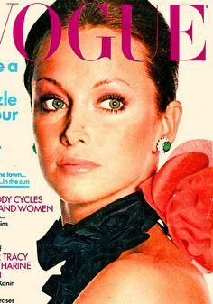 Karen Graham - Vogue Nov 1971