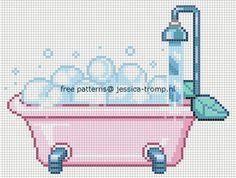 92 Free cross stitch designs