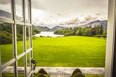 The view from Muckross House, Ireland  (by p.m.graham)