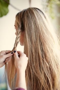 4 DIY styles for unwashed hair that will have you skipping the shower