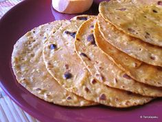 Sweet Potato Chapati from Uganda