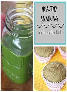 Healthy Snacking for Healthy Kids from Let's Get Together-over a dozen ideas with recipes and tips for #healthysnacking www.lets-get-together