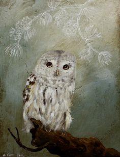 Owl Plant Anne Siems