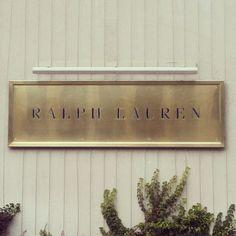 Ralph Lauren ~ Friendship Heights, MD