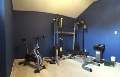 Working on my home gym.