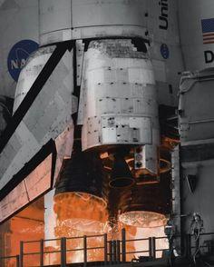 Last Launch by Dan Winters