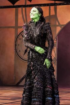 go see wicked on broadway!