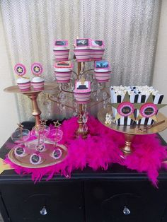 Oscar Glam Party #oscarglam #party
