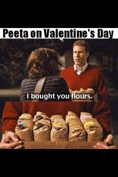 Lol haha funny pics / pictures / Peeta / Hunger Games Humor