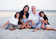 Posing 101: Family photo tips