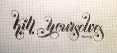 (2) Lettering: Learn to Draw Illustrative Words - Skillshare