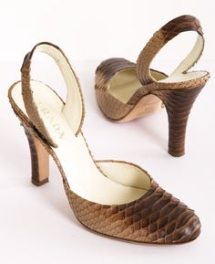 PRADA HEELS @Michelle Flynn Coleman-HERS $150.  i want these in my closet!