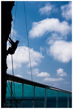 Rock climbing, Freedom of the Seas.