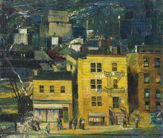 John R. Grabach (American, 1880-1981), Sunlight