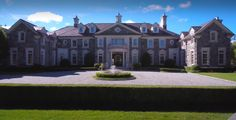 Stone Estate in Alpine, New Jersey