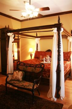 another room at The Manor B&B in Murfreesboro