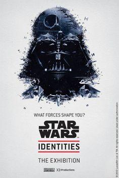 Darth Vader Star Wars Identities