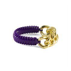 Violet Smoothie bracelet #purple #love