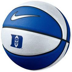 Nike Duke Blue Devils Duke Blue-White 8 Mini Basketball