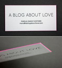 A Blog About Love / Mara & Danny Kofoed  ablogaboutlove.com  {Simple & Sweet}