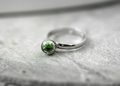 moss delic, real moss, moss ring