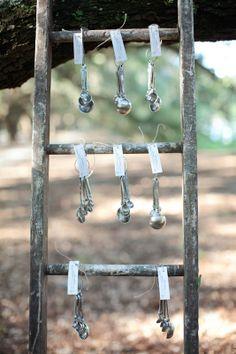 Measuring Spoon Wedding Favors #weddingideas