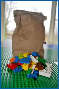 LEGO Games - 5 great ideas for LEGO parties or playdates!
