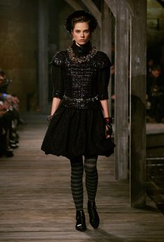 Chanel Pre-Fall 2013 - Inspiration from Blossomgraphicdesign.com