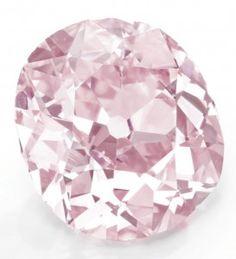 9-Carat Pink Diamond Sells for Record 15.7 Million Dollars