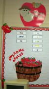 Great apple theme printables, including emergent reader books