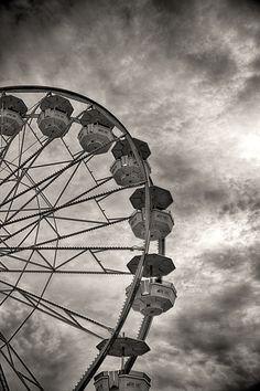 Ferris Wheel at the Pike, Long Beach, California
