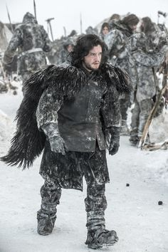 Game of Thrones-Let it snow.