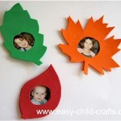Family Tree Photo Craft. Learn about your family with this craft. For instructions see FreeKidsCraft.com fall leaves, family trees, autumn leaves, famili tree, kids fall crafts, art kids, fall trees, picture frames, kid crafts