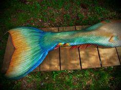 Tail Creator - Mermaid Raven of Merbella Studios