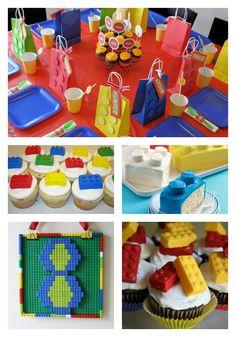 lego party ideas | lego birthday party ideas