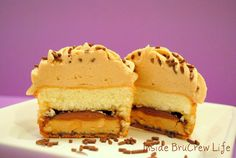 Tagalong_Cookie_Cupcakes, girl scout cookies via Inside BruCrew Life