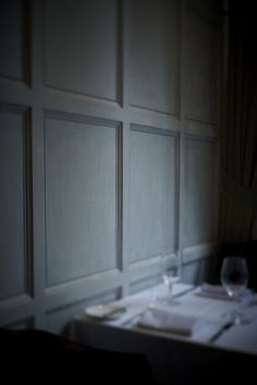 Chez Patrick restaurant by Pure Creative, Hong Kong #detail #classic