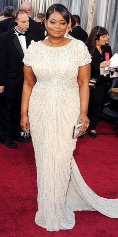 Octavia Spencer, Oscars 2012