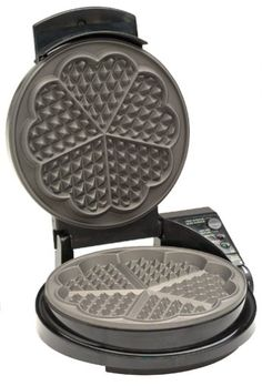 Heart Waffle Iron - Made with love!!