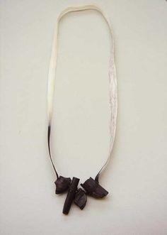 HsiuHsuan Huang - Tracing Memory B, 2007( Silk sheet, ink painting, dye, charcoal)
