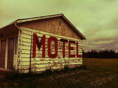 creepy motel