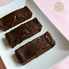 The Best Brownie Protein Bars -They are moist, rich and fudgy with no added sugar or flour. Plus, each bar has over 11 grams of protein. These are a great snack to pack with you on-the-go or a quick, easy breakfast.