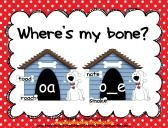 Long o Where's my Bone?