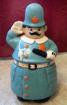 Collector Series Policeman