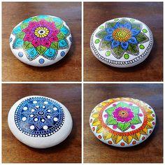 Mandala Pebbles | Flickr - Photo Sharing!