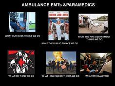 EMTs & Paramedics