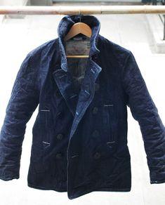 Men's Fashion: #blue #denim #jacket
