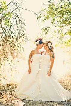 San Francisco same-sex wedding by Tinywater Photography.