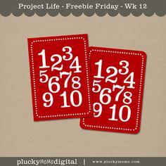 project life freebie